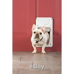 PetSafe Electronic SmartDoor, Automatic Dog and Cat Door, Collar Activated with