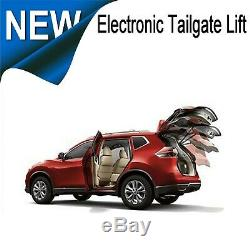 Peugeot 4008 2017+ Automatic Electronic Tailgate Lift Great Upgrade