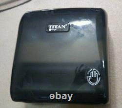 Power KRUGER TITAN 2 Electronic automatic Touchless Paper Towel Dispenser new