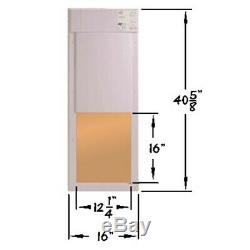 Power Pet Large Electronic Automatic Pet Door New Never Been Installed