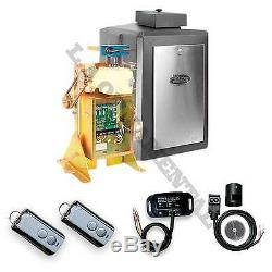 Ramset 3100 Gate Openers Kit 2 Electronic Automatic Swinging Residential Entry
