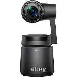 Remo Tech OBSBOT Tail BLACK Automatic tracking AI camera Japan Domestic New