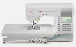 SHIPS TODAY! NEW SINGER Quantum Stylist 9960 Computerized Sewing Machine