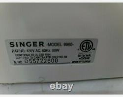 SINGER 9960 Computerized Sewing Machine