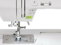 SINGER Quantum Stylist 9960 Computerized Portable Sewing Machine with 600+