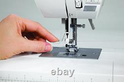 SINGER Quantum Stylist 9960 Computerized Portable Sewing Machine with Auto and