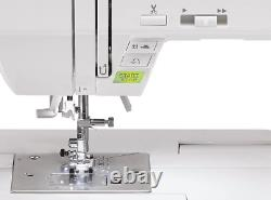 SINGER Quantum Stylist 9960 Computerized Portable Sewing Machine with600-Stitches