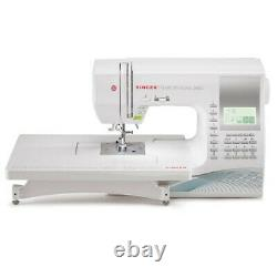 SINGER Quantum Stylist 9960 Computerized Sewing Machine with 600+ Stitch