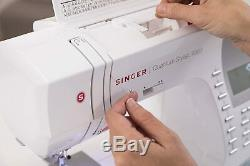 SINGER Quantum Stylist 9960 Computerized Sewing Machine with 600+ Stitch App