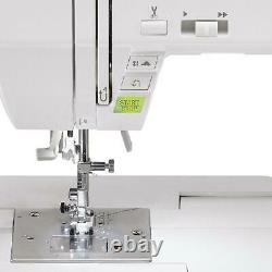 SINGER Quantum Stylist 9960 Computerized Sewing Machine with 600+ Stitch Apps