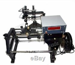 Semi-Automatic Coil Winding Machine Hand Coil Winder Electronic Counting uq