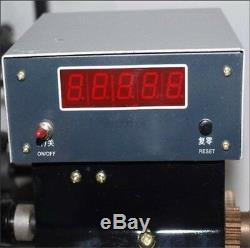 Semi-Automatic Coil Winding Machine Hand Coil Winder With Electronic Counting cy