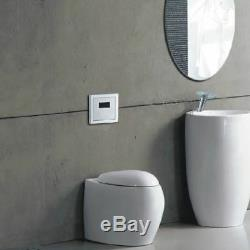 Sensor Urinal Brass Touchless Water Saving Electronic Automatic Inductive Flush