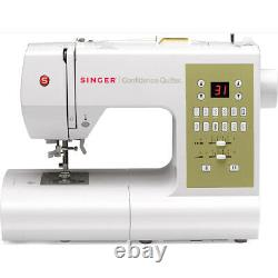 Singer 7469Q Computerized Qulting Sewing Machine New