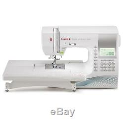 Singer 9960 Quantum Stylist Computerized Sewing Machine Automatic Needle Thread