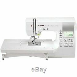 Singer 9960 Quantum Stylist Computerized Sewing Machine. New In Box