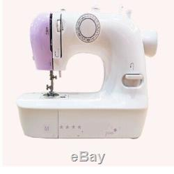 Small manual thick mini fully automatic sewing machine