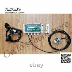 Solar Panel Sun Tracker Dual Axis Controller Solar Automatic Tracking System NEW