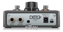 TC Electronic DITTO JAM X2 Guitar Looper Effects Pedal with Automatic Tempo Sync