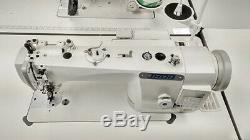 THOR GC-0617D-7 Automatic Walking Foot Sewing Machine for Leather and Upholstery