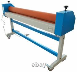 Techtongda Automatic Electric Large Cold Laminating Machine 63In 1600MM 110V 50W