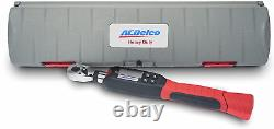 Torque Wrench Digital Inch Pounds Electronic Display Automatic Tools Tire 3/8 In