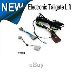 Volkswagen Tiguan 2010 2016 Automatic Electronic Tailgate Lift Great Upgrade