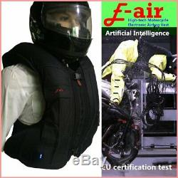 Wireless electronic Airbag Horse Ride Motorcycle Automatic Induction Protection