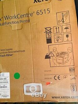 Xerox WorkCentre 6515/DN Automatic Duplex Color Laser All-in-One LED Printer